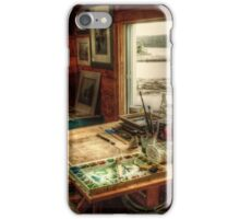 Artists Studio Nova Scotia iPhone Case/Skin
