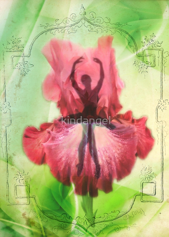 Spring dance  by kindangel