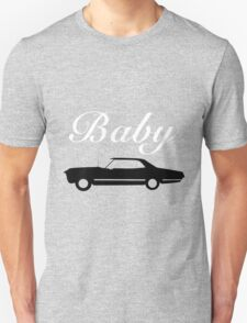 Supernatural Impala - Dean Winchester's Baby Unisex T-Shirt