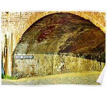 The Arches Poster
