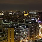 Paris-View from my apartment by Goca