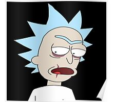 Evil Rick Poster