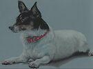 Mighty Little Watchdog by Pam Humbargar