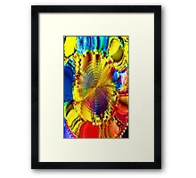 My Bright Spot Framed Print