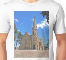 Uniting Church, Ross, Tasmania Unisex T-Shirt