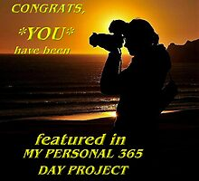 MY PERSONAL 365 DAY PROJECT by RoseMarie747