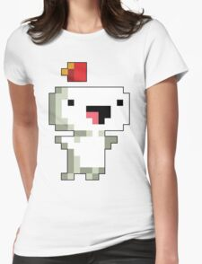 Happy Fez Womens Fitted T-Shirt