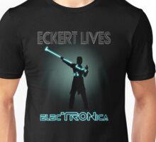 Eckert Lives Unisex T-Shirt