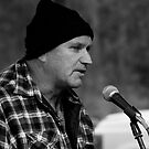 The Bush Poet - Peter Peck - MarkyStock2011 by Jordan Miscamble