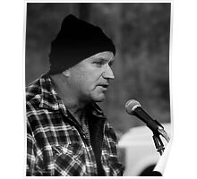 The Bush Poet - Peter Peck - MarkyStock2011 Poster