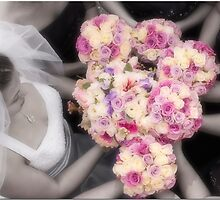 Wedding Bouquet by Ritchie Belleque