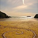 Soar Mill Cove by Mike  Waldron