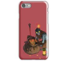 Treasure Gobbo iPhone Case/Skin