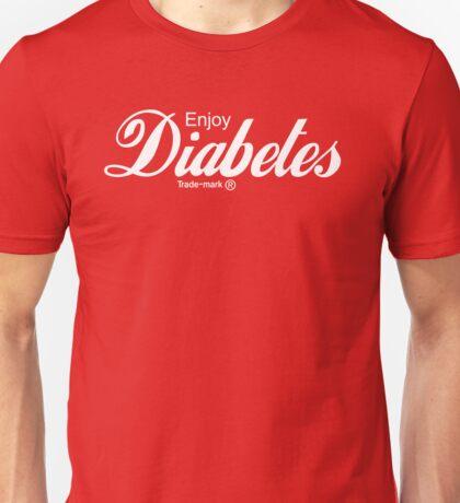 Enjoy Diabetes Unisex T-Shirt
