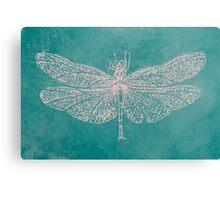 BRCA Dragon Fly  Canvas Print