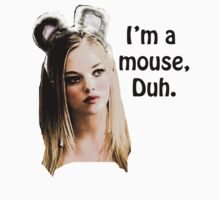 i'm a mouse, duh... by Tinms
