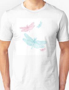 BRCA Dragon Fly  Unisex T-Shirt