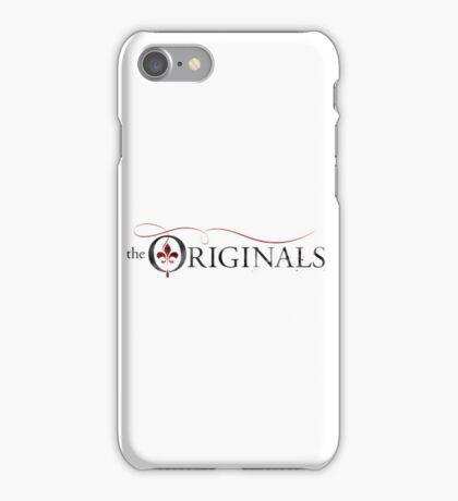 The Originals iPhone Case/Skin