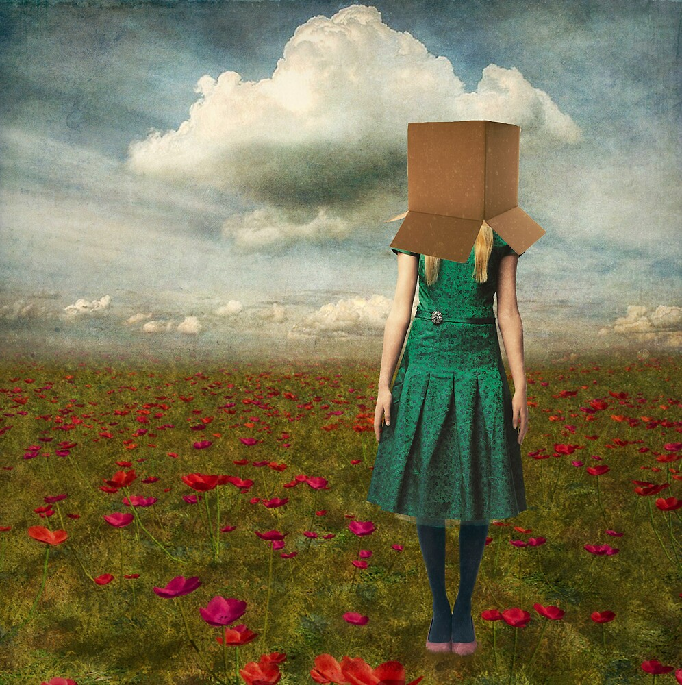 Denial.... by Carol Knudsen