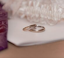 Wedding Rings by Benjamin Brauer