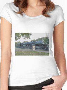 Cheyenne's Big Boy Women's Fitted Scoop T-Shirt