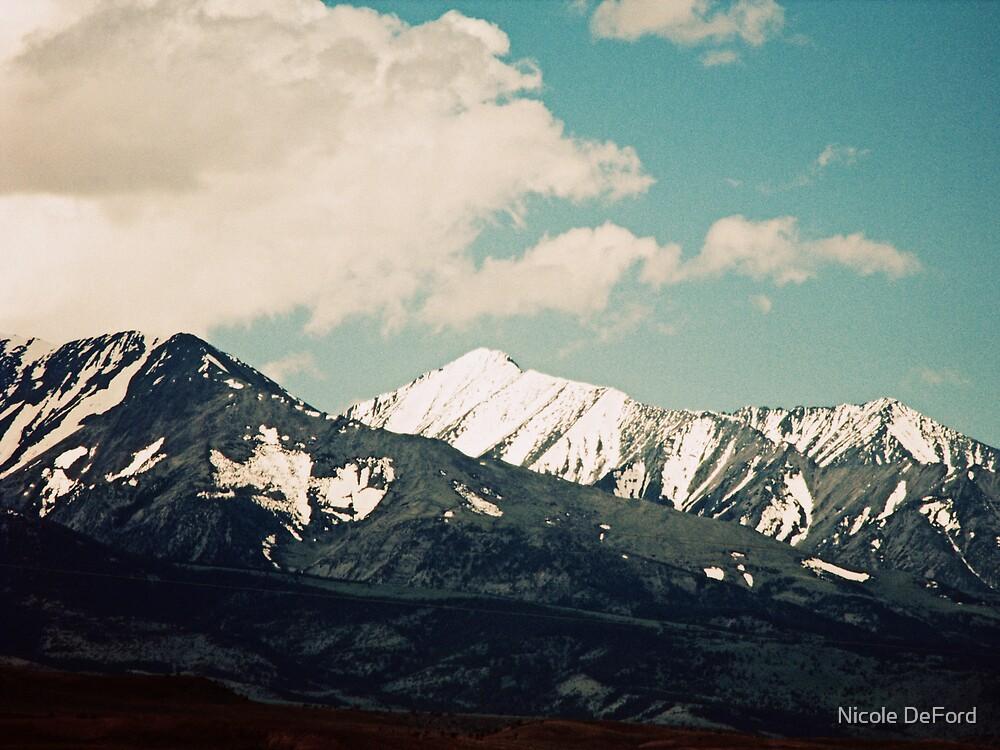 Climb Every Mountain by Nicole DeFord