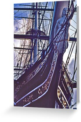 Cutty Sark by David Davies