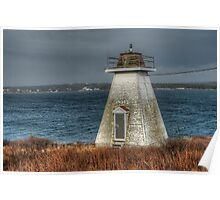 Sambro Harbour Lighthouse Poster