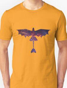 Galaxy Toothless T-Shirt