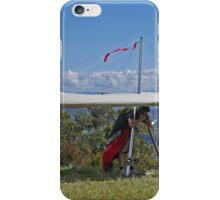 Waiting his turn, Mt Tamborine, Qld, Australia - Panorama iPhone Case/Skin