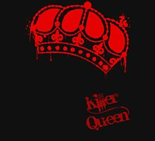 Killer Queen v. 2.56 Womens Fitted T-Shirt