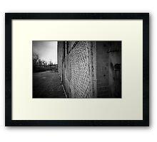 Abandon (I) Framed Print