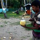Coconut water by magiceye