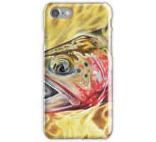 Greenback Cutthroat Trout iPhone Case/Skin