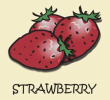 strawberry  by Manana11