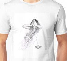 Rabbit Ghosts Unisex T-Shirt