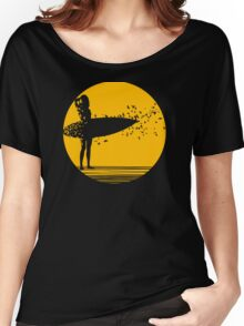 Surfer Girl II Women's Relaxed Fit T-Shirt