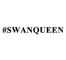 #SwanQueen - black text by thebulletgirl