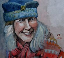 Tziganya (Gypsy Woman) by Ray-d