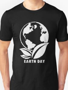 Earth Day Planet T-Shirt