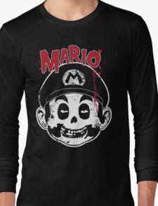 Mario Fiend Long Sleeve T-Shirt
