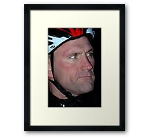 Lawrence Dallaglio Framed Print