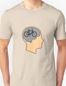 Bicycle Brain T-Shirt