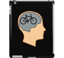 Bicycle Brain iPad Case/Skin