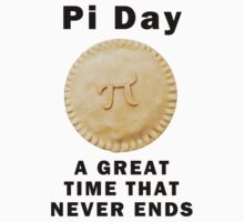Pi Day by Timothy Mahoney