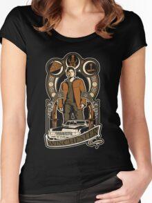 Dean Nouveau Women's Fitted Scoop T-Shirt