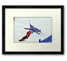 world champion Framed Print