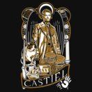 Castiel Nouveau by Ryleh-Mason