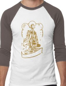 Castiel Nouveau Men's Baseball ¾ T-Shirt