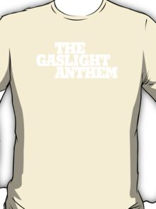 GASLIGHT ANTHEM new T-Shirt